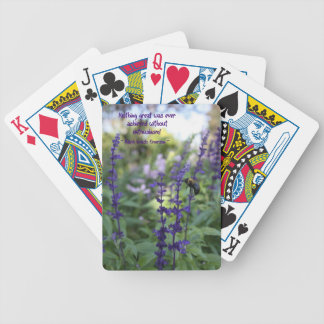 Enthusiasm! Bicycle Playing Cards