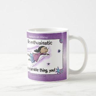 Enthusiasm Coffee Mug