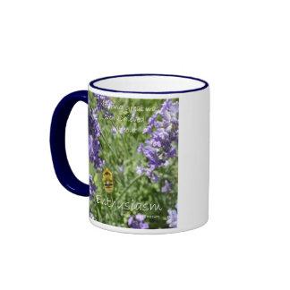 Enthusiasm Coffee Mugs