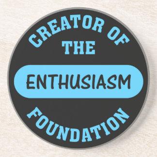 Enthusiasm Foundation Creator Coaster
