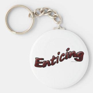 Enticing Keychain