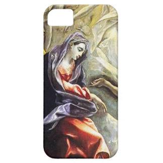 Entierro de El Greco de la cuenta del caso del iPh iPhone 5 Cárcasa