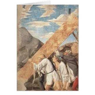 Entierro de Francisca del della de Piero de la mad Felicitación