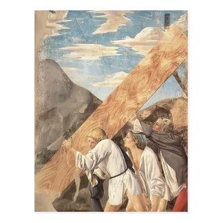 Entierro de Francisca del della de Piero de la mad Postal