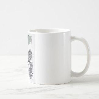 Entintar el 1B por piliero Taza De Café