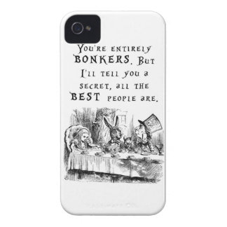 entirely bonkers A4 iPhone 4 Case