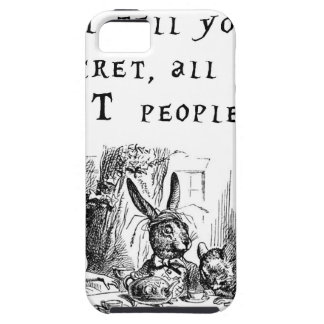 entirely bonkers A4 iPhone SE/5/5s Case