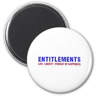 Entitlements Magnet