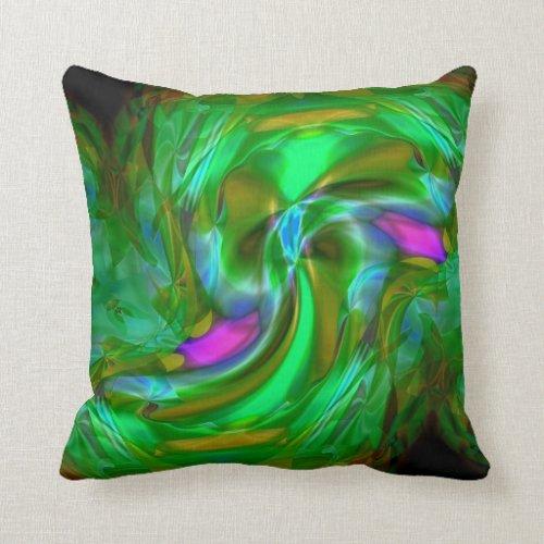 Entity 2 American MoJo Pillow