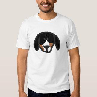 entlebucher 2 sided cartoon T-Shirt