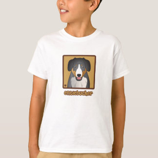 Entlebucher Cartoon T-Shirt