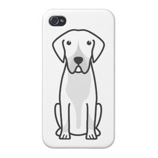 Entlebucher Mountain Dog Cartoon iPhone 4/4S Covers