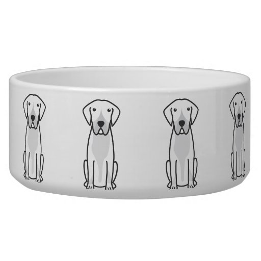 Entlebucher Mountain Dog Cartoon Pet Bowls