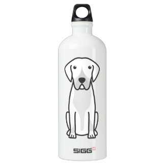 Entlebucher Mountain Dog Cartoon SIGG Traveler 1.0L Water Bottle