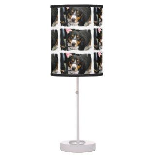 Entlebucher Mountain Dog Table Lamp