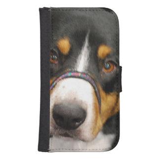 Entlebucher Mountain Dog Phone Wallet Case