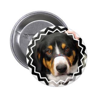 Entlebucher Mountain Dog Pin