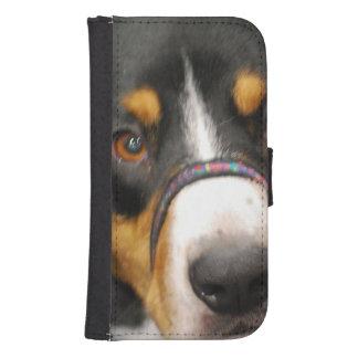 Entlebucher Mountain Dog Galaxy S4 Wallet Cases