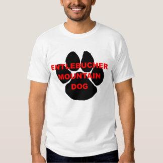 entlebucher name paw.png T-Shirt