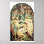 Entombment, 1525-28 poster