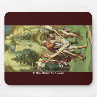 Entombment By Hans Holbein The Younger Mouse Pad