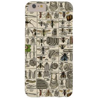 Entomología del vintage funda de iPhone 6 plus barely there