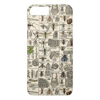 Entomología del vintage funda iPhone 7 plus