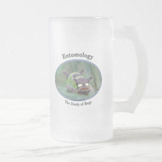 Entomology Caterpillar Coffee Mug