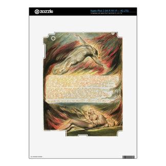 """Entonces la mano divina…"", platea 35 de 'Jerusale iPad 3 Pegatinas Skins"