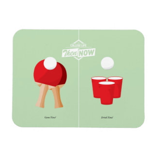 Entonces y ahora: Ping-pong Iman Flexible