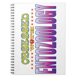 Entozoology 2 Obsessed Notebooks