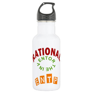 ENTP Rational personality Stainless Steel Water Bottle