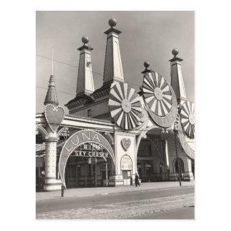 Entrada 1826629 de Coney Island Luna Park Tarjetas Postales