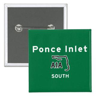 Entrada A1A de Ponce Pin