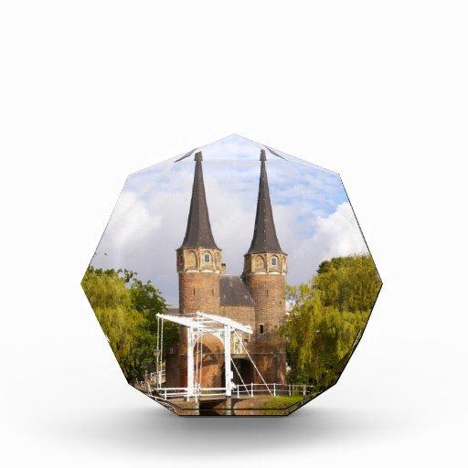 Entrada a Delft