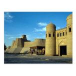 Entrada a la ciudad, Khiva, Uzbekistán Postales