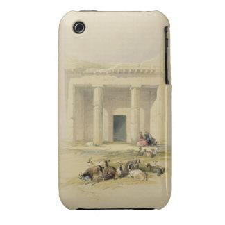 """Entrada a las cuevas de Bani Hasan, de """"Egipto a Funda Bareyly There Para iPhone 3 De Case-Mate"""