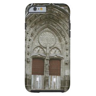 Entrada adornada de la arcada con pasado de moda funda para iPhone 6 tough