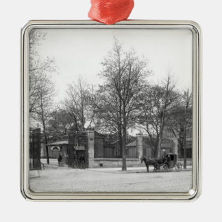 "Entrada al ""La Halle Vins aux."" Quai Ornaments Para Arbol De Navidad"