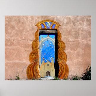 Entrada al poster de Santa Fe