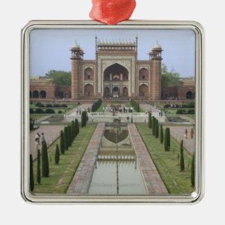 Entrada al Taj Mahal la India Ornato