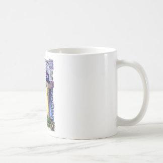 Entrada céltica taza de café