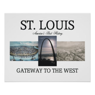 Entrada de ABH St. Louis Posters