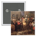 Entrada de Enrique IV en París, el 22 de marzo de  Pin Cuadrado