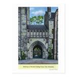 Entrada de la Universidad de Yale Postal