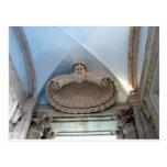Entrada de las postales del museo de Capitoline