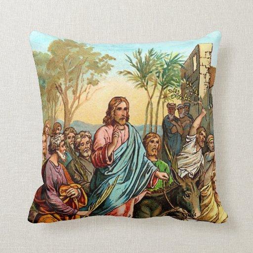 entrada de los christs en la almohada
