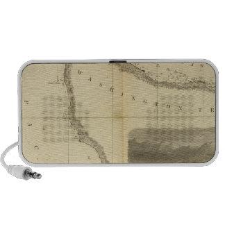 Entrada del Ministerio de marina del puerto del gr iPod Altavoces
