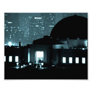 Entrada del observatorio de Griffith Foto