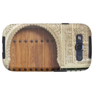 Entrada en el palacio de Alhambra en Granada, Espa Samsung Galaxy S3 Protector